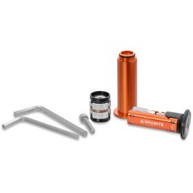 Granite RCX Tool Kit with Compression Plug orange